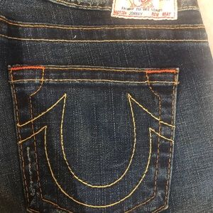 True Religion Johnny jeans.  NWT. Size 31.